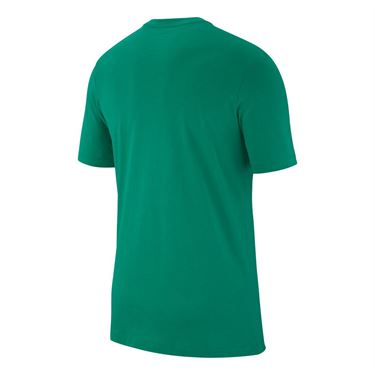 Nike Court Graphic Tee - Lucid Green