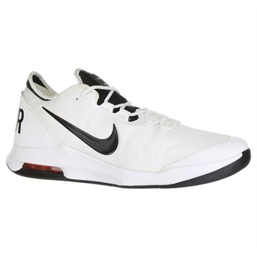 Nike Air Max Wildcard Mens Tennis Shoe - White/Black/Bright Crimson