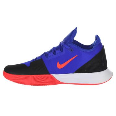 Nike Air Max Wildcard Mens Tennis Shoe - Racer Blue/Bright Crimson/Black