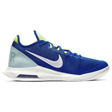 Nike Air Max Wildcard Mens Tennis Shoe - Indigo Force/Half Blue/White/Volt Glow