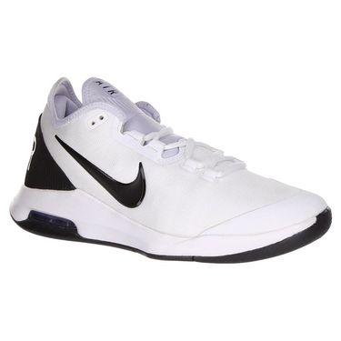 Nike Air Max Wildcard Womens Tennis Shoe - White/Black/White/Oxygen Purple