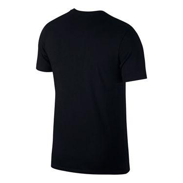 Nike Court Logo Tee - Black