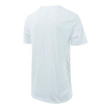 Nike Court Logo Tee - White