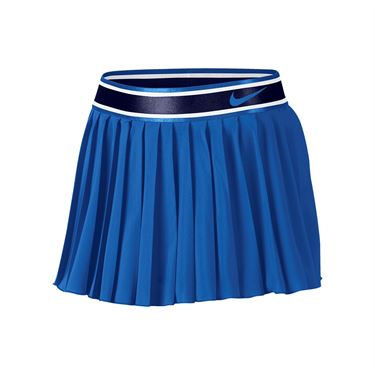 Nike Girls Court Victory Skirt - Signal Blue