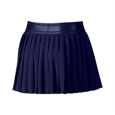 Nike Girls Court Victory Skirt - Blue Void/Summit White