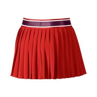 Nike Girls Court Victory Skirt - Habanero Red