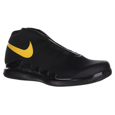 Nike Air Zoom Vapor X Glove Mens Tennis Shoe - Black/University Gold