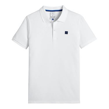 Nike Boys RF Polo - White