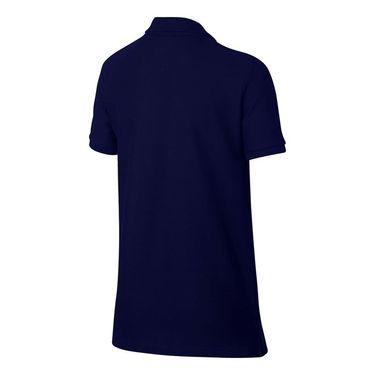 Nike Boys RF Polo - Blue Void