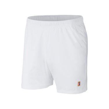 Nike Court Dry 8 Inch Short - White