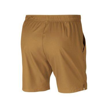Nike Court 8 Inch Short - Wheat/White
