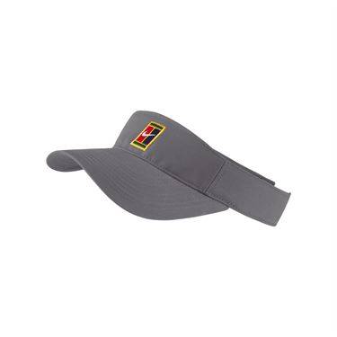 Nike Court Visor - Gunsmoke