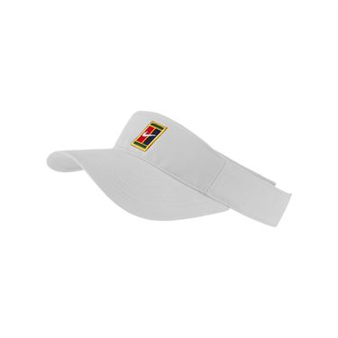Nike Court Visor - White