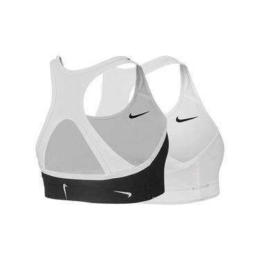 Nike Girls Pro Classic Bra - Black/White