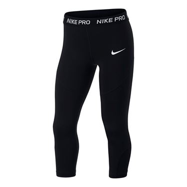 Nike Girls Pro Capri Tight