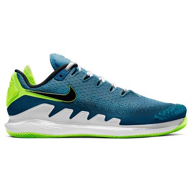 Nike Air Zoom Vapor X Knit Mens Shoe Neo Turquoise Midwest Sports