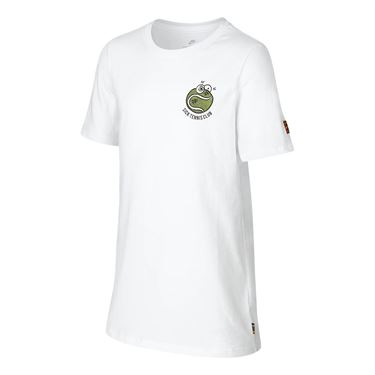 Nike Boys Court Tee - White