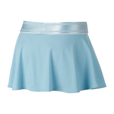 Nike Girls Court Flounce Skirt - Topaz Mist/White