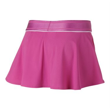 Nike Girls Court Flounce Skirt - Active Fuchsia/White