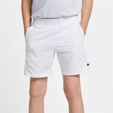 Nike Boys Court Dri-FIT Short - White/Black