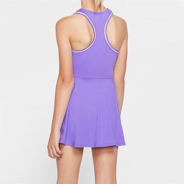 Nike Girls Court Dry Dress - Psychic Purple/White