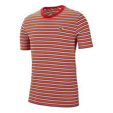Nike Sportswear Tee - Orange Peel/University Red/Black