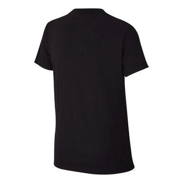 Nike Girls Sportswear Tee - Black