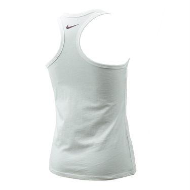 Nike Girls Sportswear Tank - White
