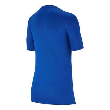 Nike Boys Dry Tee - Indigo Force/Blue Gaze