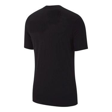 Nike Court Seasonal Tee - Black/Sail