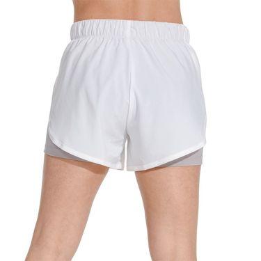 Nike Flex Short - White/Atmosphere Grey/Black
