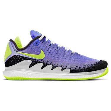 Nike Air Zoom Vapor X Knit Womens Tennis Shoe - Sapphire