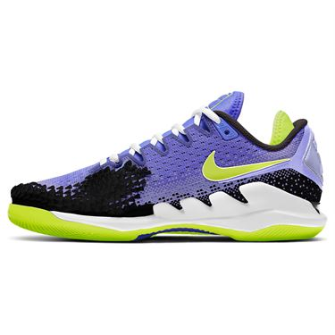Nike Air Zoom Vapor X Knit Womens Tennis Shoe - Sapphire