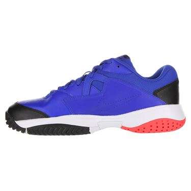 Nike Court Lite 2 Mens Tennis Shoe - Racer Blue/Bright Crimson/Black/White