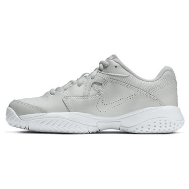 Nike Court Lite 2 Womens Tennis Shoe Photon Dust/Fuchsia Glow/White AR8838 024