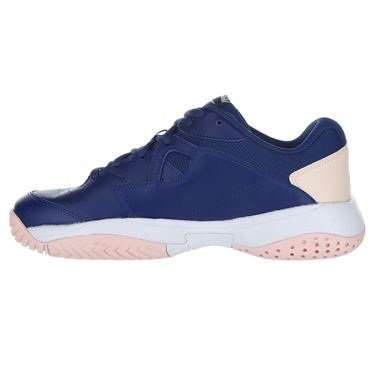Nike Court Lite 2 Womens Tennis Shoe - Coastal Blue/Echo Pink/Storm Pink/White