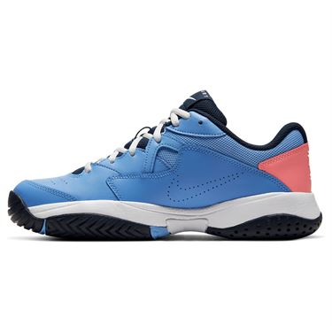 Nike Court Lite 2 Womens Tennis Shoe Royal Pulse/Obsidian/White/Sunblush AR8838 406