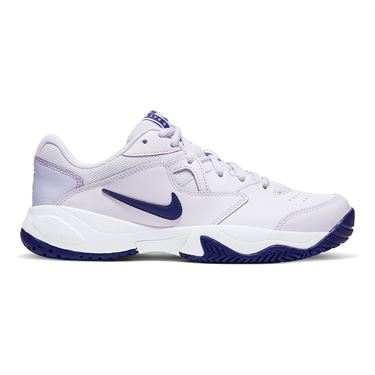Nike Court Lite 2 Womens Tennis Shoe Barely Grape/Regency Purple/Violet Mist AR8838 500