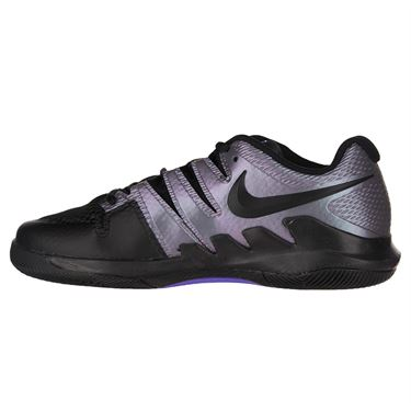 Nike Junior Vapor X Tennis Shoe - Multi Color/Black/Psychic Purple