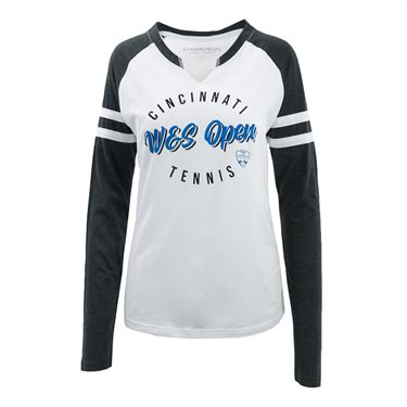 W&S Baseball Tee Navy/Light Grey ASW19 30