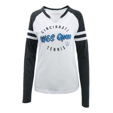 W&S Baseball Tee Navy/Light Grey ASW19 30