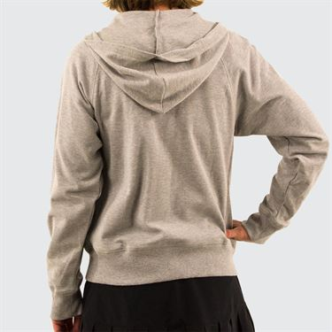 Western & Southern Open Womens Pique Hoodie