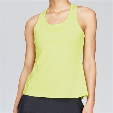 Eleven Atlanta Race Day Tank - Lime Popsicle