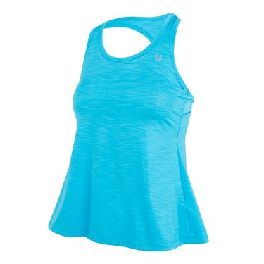 Eleven Atlanta Race Day Tank - Blue Atoll