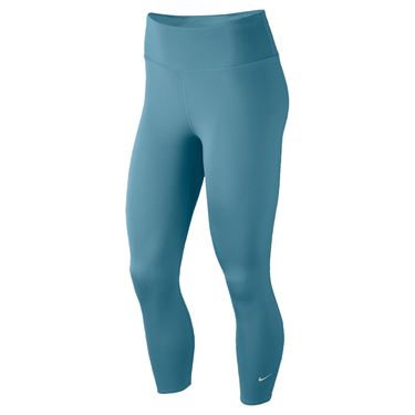 Nike One Luxe Legging Womens Cerulean/Clear AT3100 424