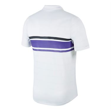 Nike Advantage Polo NY - White