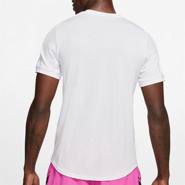 Nike Court Aero React Rafa Crew Mens White/China Rose AT4182 101