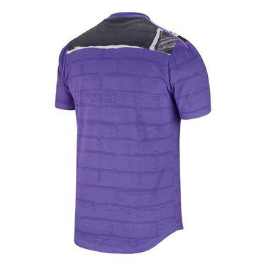 Nike Court Challenger Crew - Psychic Purple/Volt