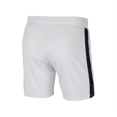 Nike Court Rafa 7 Inch Short - White/Bright Violet