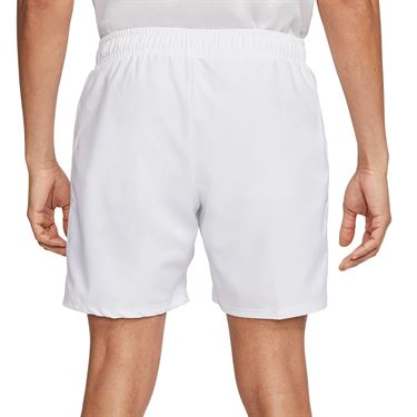 Nike Court Dri Fit Rafa Short Mens White/Lucid Green AT4315 102